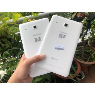 Máy tính bảng Samsung Galaxy Tab E 8.0 SM-T375 màu trắng – gắn sim 4G nghe gọi – zin đẹp 99% xách tay Hàn Quốc xịn…