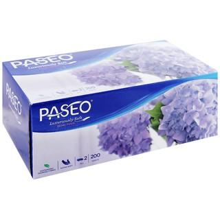 Khăn giấy Paseo Luxuriously Soft 2 lớp hộp 200 tờ thumbnail