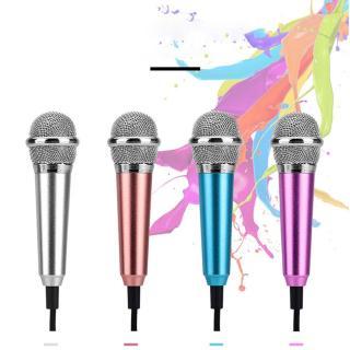 Micro kèm tai nghe mini hỗ trợ hát karaoke chất lượng cao