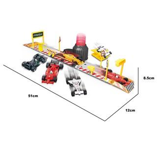 Đồ chơi xây dựng Hệ thống đường đua xe công thức 1 - Six-six-zero-A20