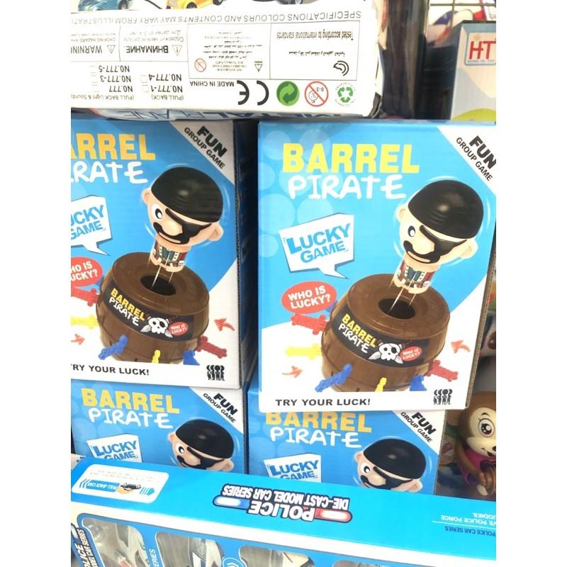 Game đâm hải tặc siêu vui nhộn