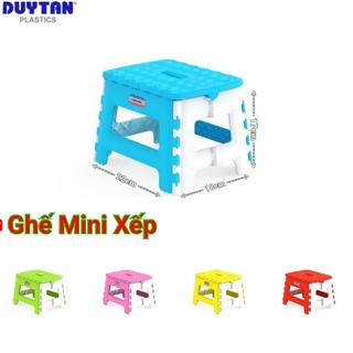 Ghế nhựa xếp mini duy tân chính hãng