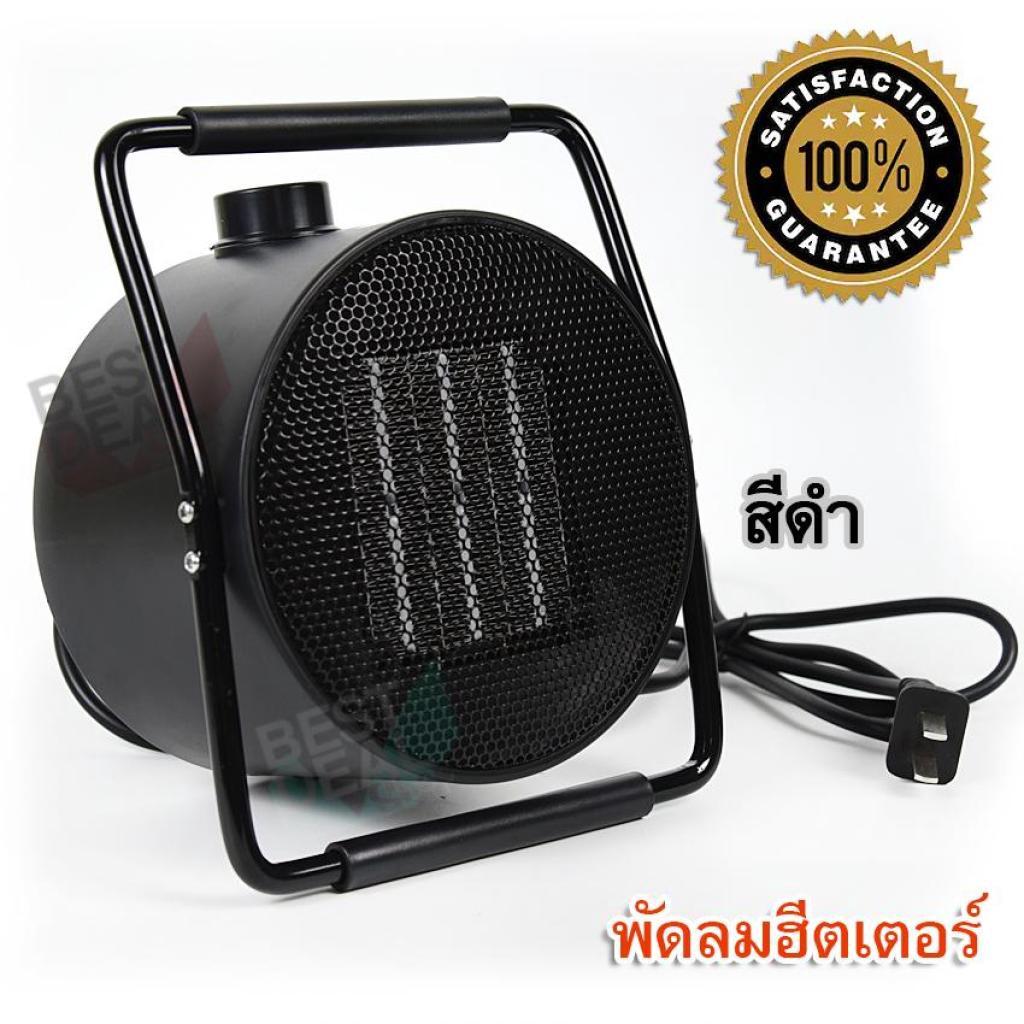 Pink PTC Ceramic Fan Heater พัดลมทำความร้อน พัดลมฮีตเตอร์ เครื่องปรับอุณหภูมิ เครื่องทำความร้อน ทรงกลม ประหยัดพลังweet P