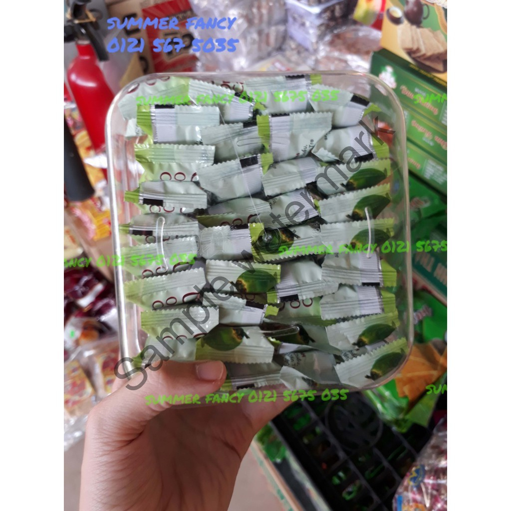 [GIÁ TỐT] 250g Kẹo dừa Phú Vinh Organic hộp nhựa - Coconut candy