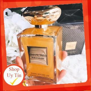 Nước Hoa Chính Hãng Nước hoa dùng thử Armani Prive Rose d Arabie EDP _ Hot thumbnail