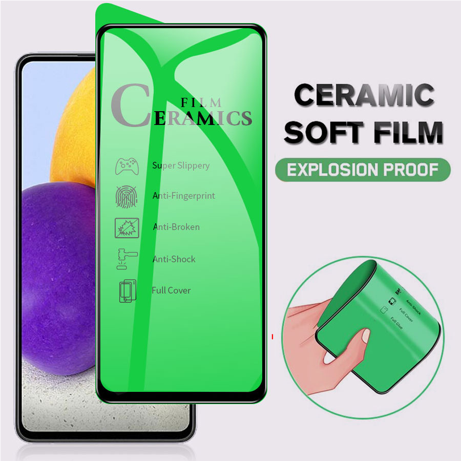 [samsung a20 screen protector] Trend: Samsung Note 10 S10 Lite A71 M51 A72 A52 A32 A02S A12 A20S A20 A30 A30S A50 A50S M31 A10 A10S A70 A01 A11 A31 A51 A21S S20FeSoft Ceramics Film Screen Protector + Camera Lens Tempered Glass Protector …