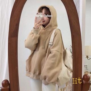 Áo hoodie nỉ trơn baisic HT12 thumbnail