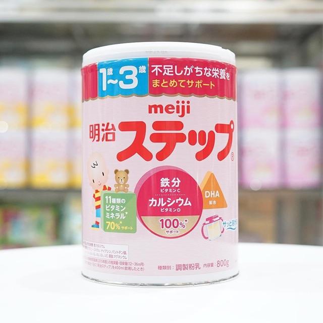 Sữa bột Meiji nội địa Nhật 800gram (0 &9)
