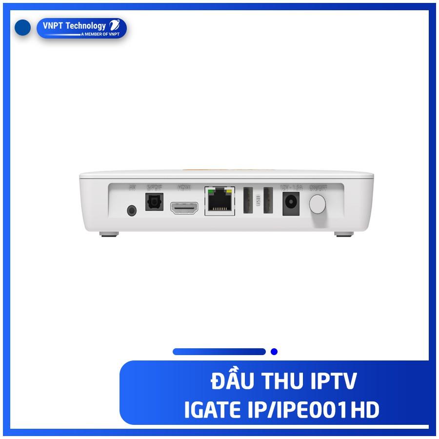 [Mã ELTECHZONE giảm 5% đơn 500K] Đầu thu IPTV Smartbox MyTV iGate IP001HD - iGate IPE001HD VNPT Technology
