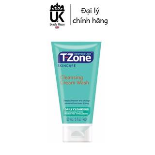 Kem rửa mặt khoá mụn tinh chất tràm trà T-Zone Cleansing Wash 150ml thumbnail
