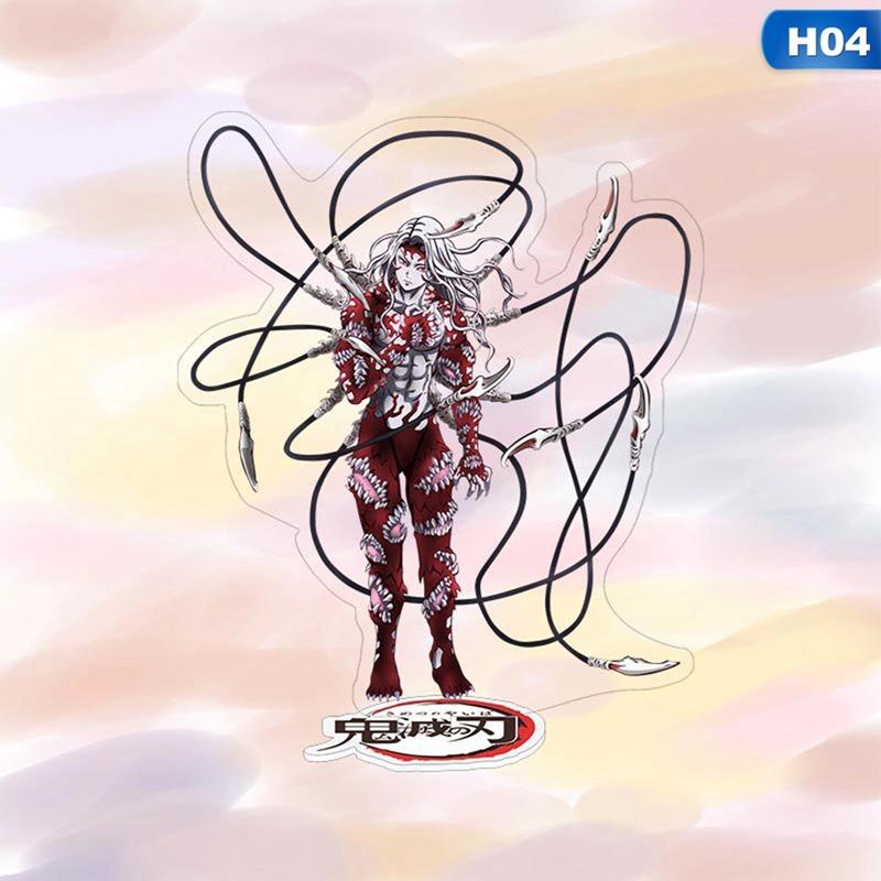Mô Hình Nhân Vật Anime Bằng Nhựa Acrylic Độc Đáo Chất Lượng Cao