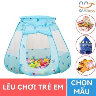 Yêu Thích[Mã TOYNOV hoàn 20K xu đơn 50K] Lều chơi đồ chơi Nhà banh bóng gấp gọn ❤️Nhiều mẫu❤️ cho trẻ em trong nhà ngoài trời