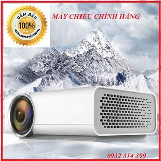 [Mã ELCLXU8 hoàn 5% xu đơn 500k]Máy chiếu mini YG520 Kết Nối Wifi LCD HD1080 dành cho gia đình và quán cà phê