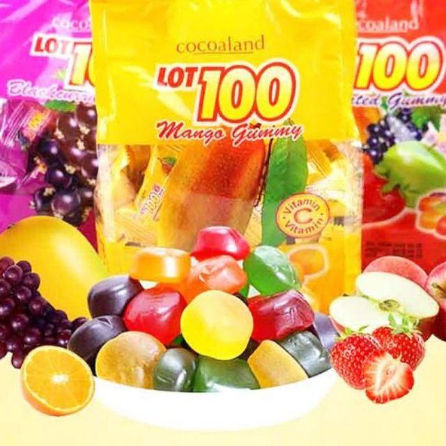Kẹo dẻo Lot 100 gói 150g