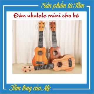 Đàn Ghita Ukulele Mini Cho Bé
