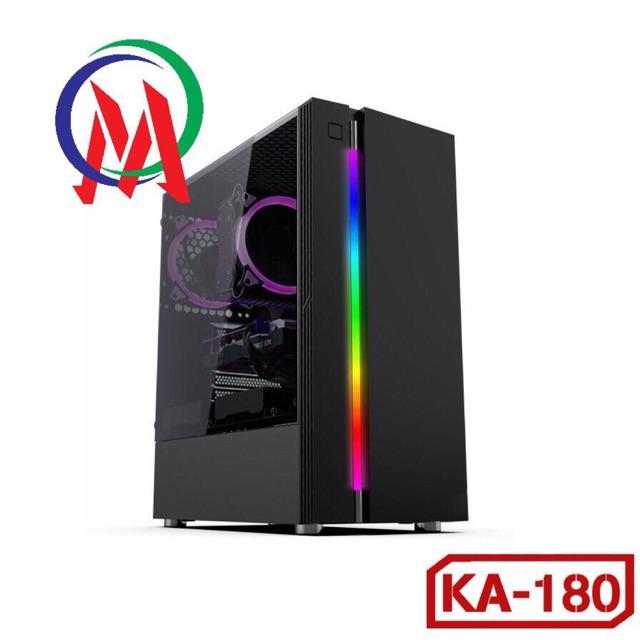 Vỏ Case Máy Tính VSP KA-180 Đen Giá chỉ 405.000₫