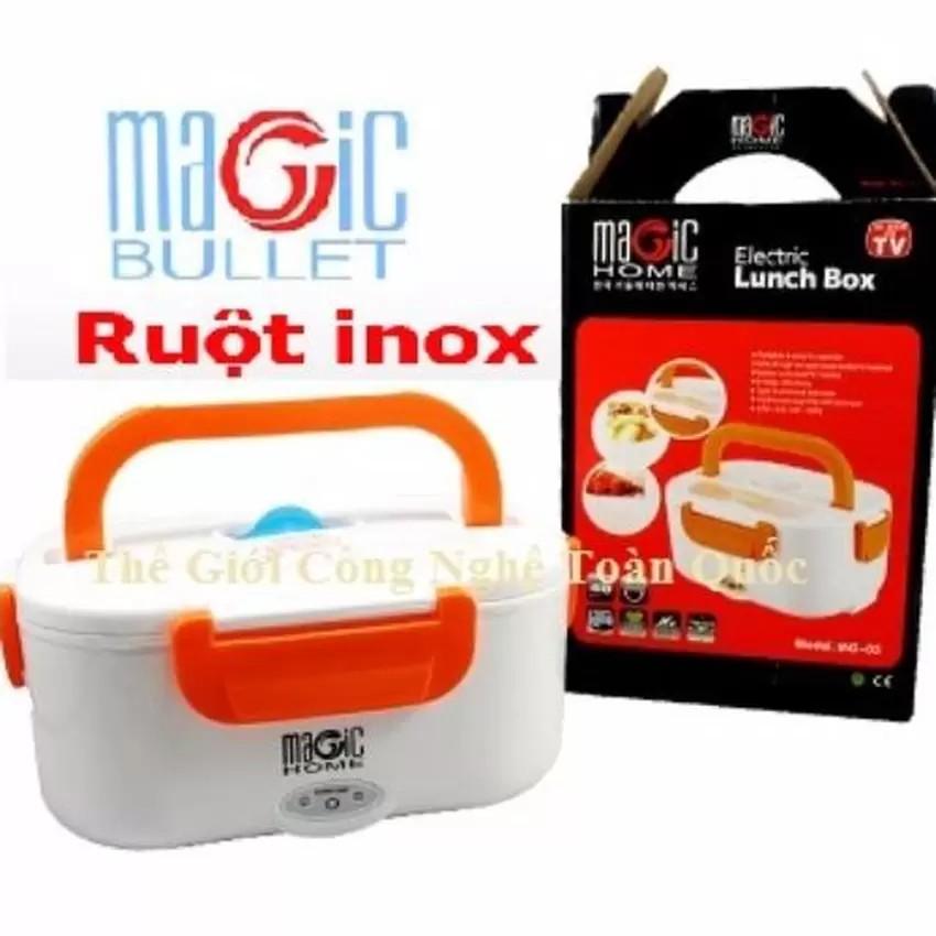 Hộp cơm điện hâm nóng Magic ruột inox - 2959553 , 113806634 , 322_113806634 , 249750 , Hop-com-dien-ham-nong-Magic-ruot-inox-322_113806634 , shopee.vn , Hộp cơm điện hâm nóng Magic ruột inox