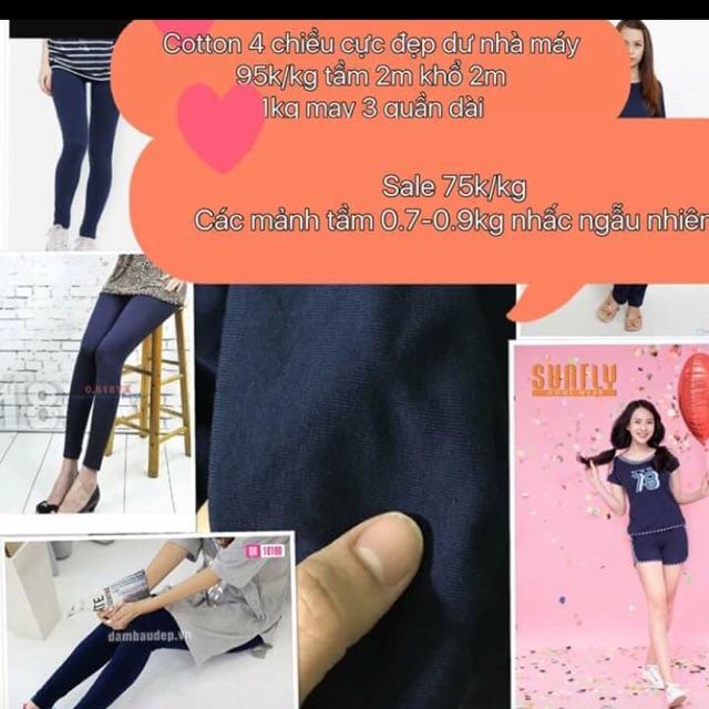 Combo vải cotton Mai Hien