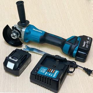 [Giá rẻ] Máy cắt, máy mài pin MKT 118V không chổi than tem đúc hàng loại 1
