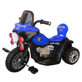 Xe 3 bánh Motor Police One có nhạc M1724B