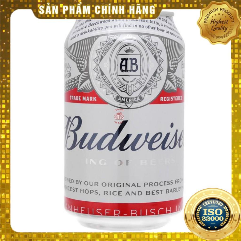 [ Yams Mart ] Combo 2  Bia Budweiser 330ML-1160