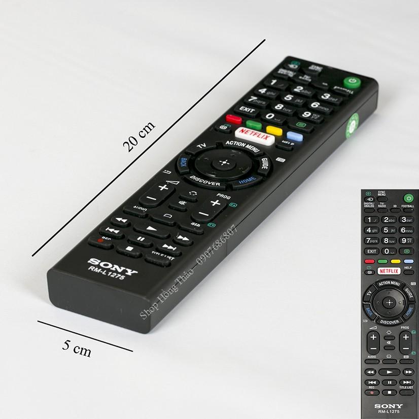 Remote Tivi Sony RM-1275 - 2795770 , 693159221 , 322_693159221 , 60000 , Remote-Tivi-Sony-RM-1275-322_693159221 , shopee.vn , Remote Tivi Sony RM-1275