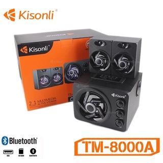 Loa Vi Tính Bluetooth 2.1 Kisonli Led RGB Kết Nối Bluetooth Công Suất 25W Tích Hợp USB, Thẻ Nhớ thumbnail