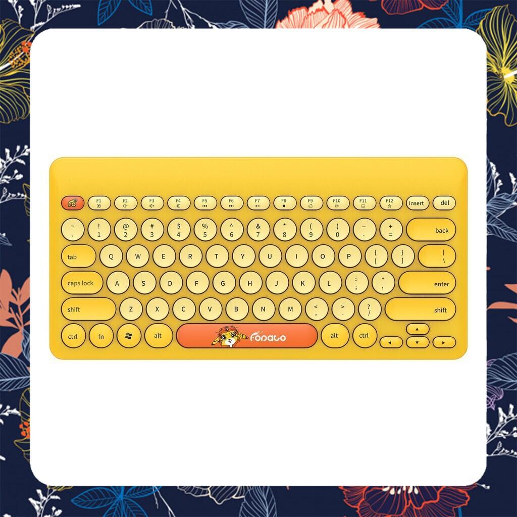 [F⚡️ASH SALE] Phụ kiện máy tính Combo Phím + Chuột + Pad + Tay Đệm FD LK586 Giá chỉ 636.250₫