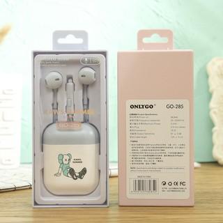 Combo 15 tai nghe chân thẳng nhét tai