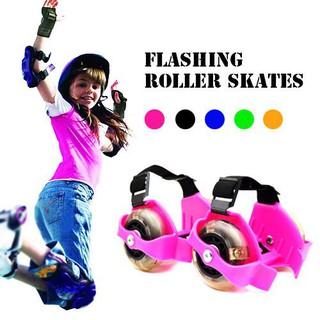 Giày trượt patin 2 bánh có đèn cho bé cực hot shop thebaipubg