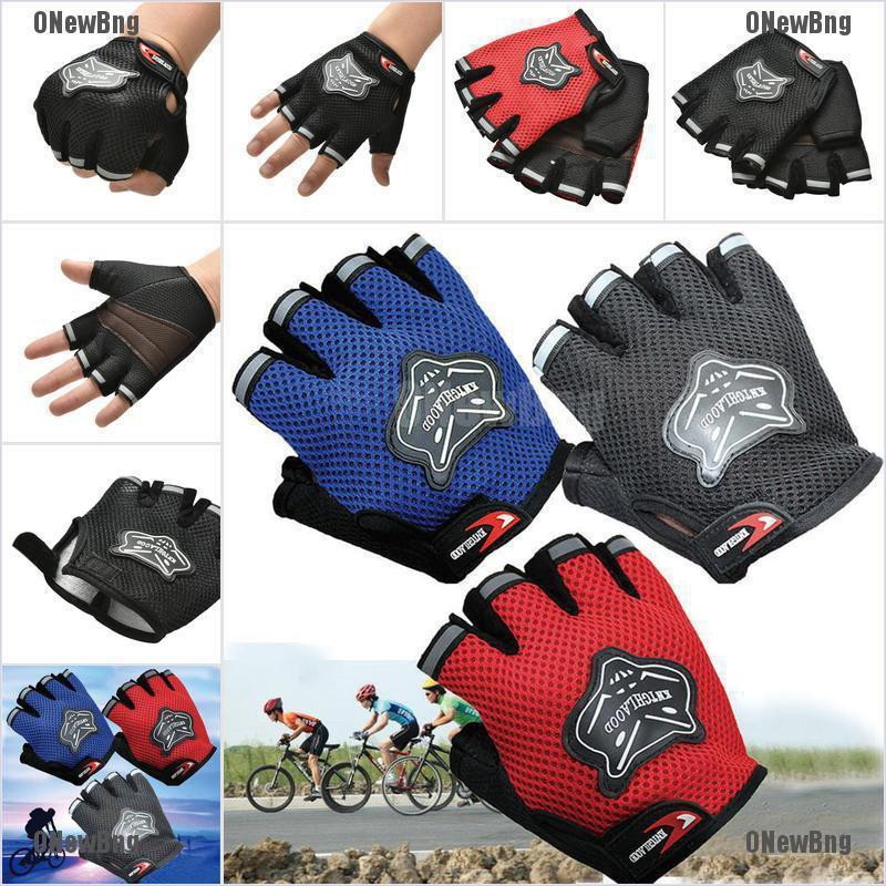 ONewBng✪ Women Men Body Building Fitness Exercise Weight Lifting Gloves Gym Training