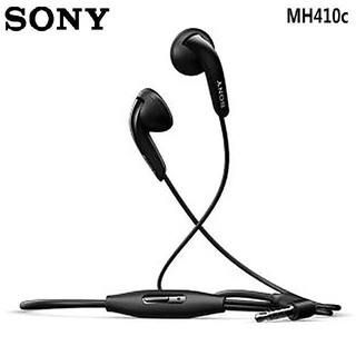 Tai nghe Sony MH410c earbud có mic cho máy Sony Xperia từ năm 2012 về sau Z1 Z2 Z3 Z4 Z5 XZ1 Xz2 Xz3 XA1 XA2 X1