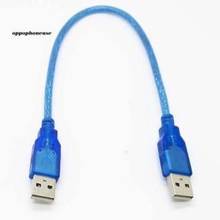 Cáp truyền dữ liệu nối dài giắc cắm USB 2.0 Type A chiều dài 30cm