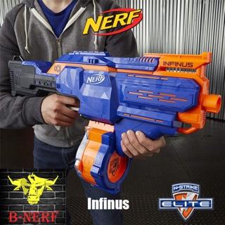 Đồ Chơi Nerf INFINUS + 30 que xốp