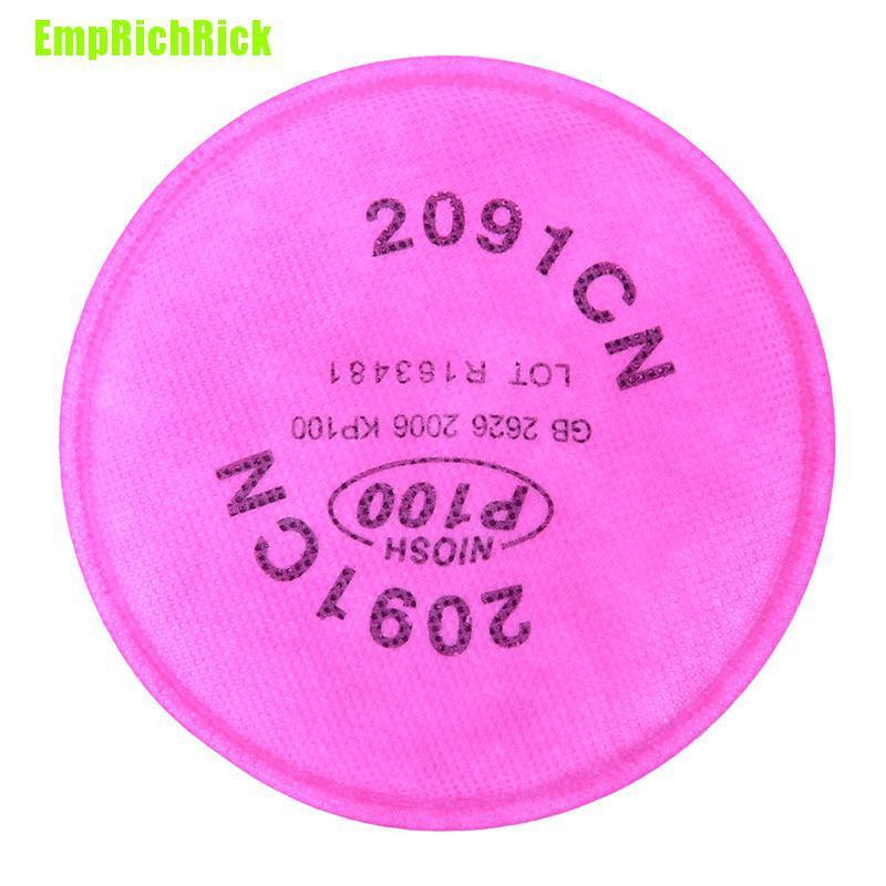 (hàng Mới Về) Set 2 Bộ Lọc Mặt Nạ 2091 P100 Cho 5000 6000 7000