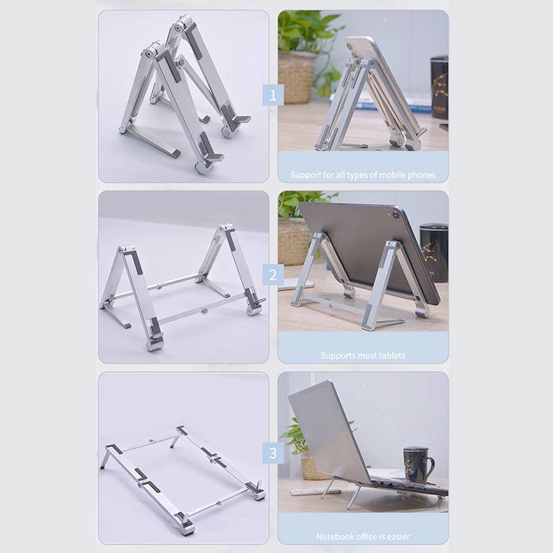 Giá Đỡ Laptop Bằng Hợp Kim Nhôm Cho Macbook Pro Notebook