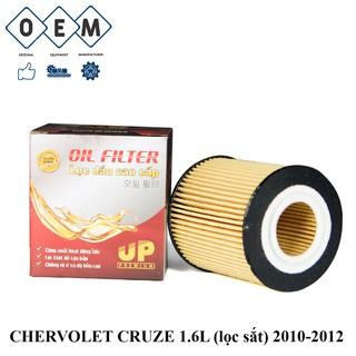 Lọc dầu động cơ ô tô CHERVOLET CRUZE 1.6L (lọc sắt) đời 2010-2012 thumbnail