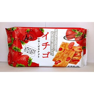 140g Bánh quy vị dâu - Strawberry layer biscuit - bánh kẹo tết - 3028040 , 773205011 , 322_773205011 , 40000 , 140g-Banh-quy-vi-dau-Strawberry-layer-biscuit-banh-keo-tet-322_773205011 , shopee.vn , 140g Bánh quy vị dâu - Strawberry layer biscuit - bánh kẹo tết