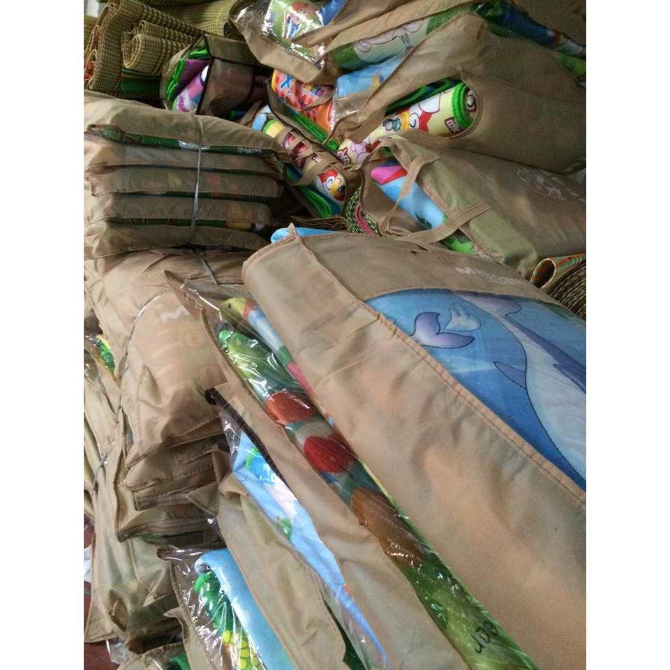 Thảm xốp Maboshi Cao Cấp 2 mặt 3m*2m