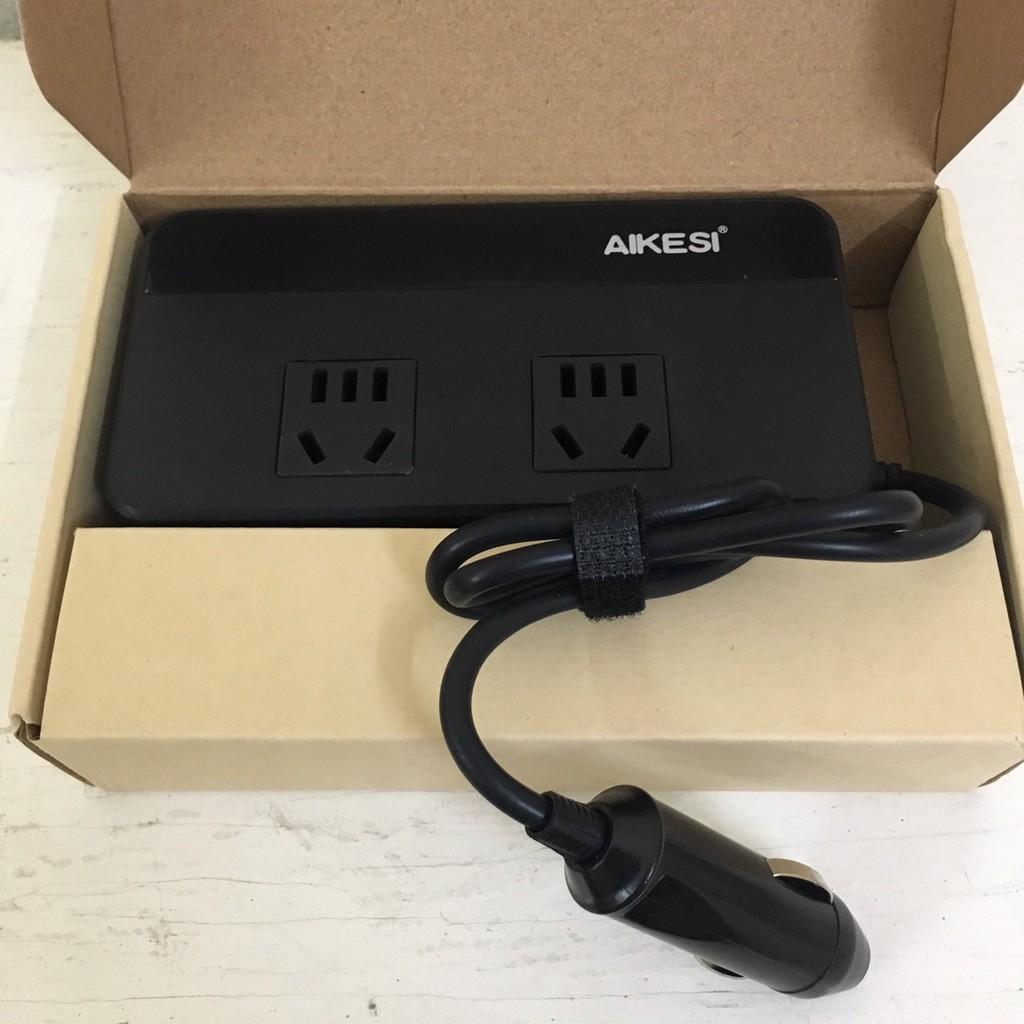 Chuyển điện Aikesi - Chuyển điện từ dòng 12V, 24V sang nguồn 220V
