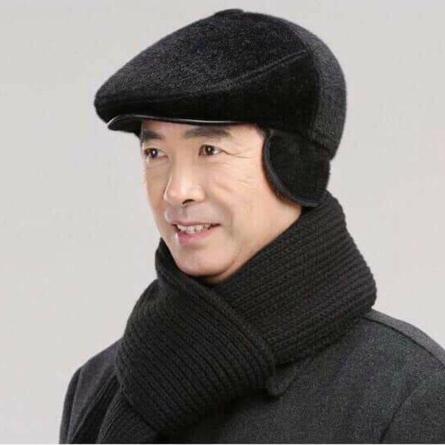 Mũ Lông cho Bố