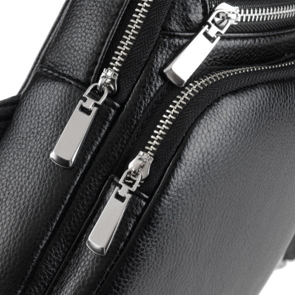 Túi Đeo Chéo Nam Da PU Tích Hợp Cổng Sạc USB Thông Minh Phong Cách Trẻ Trung - Túi Chéo Nam TC102