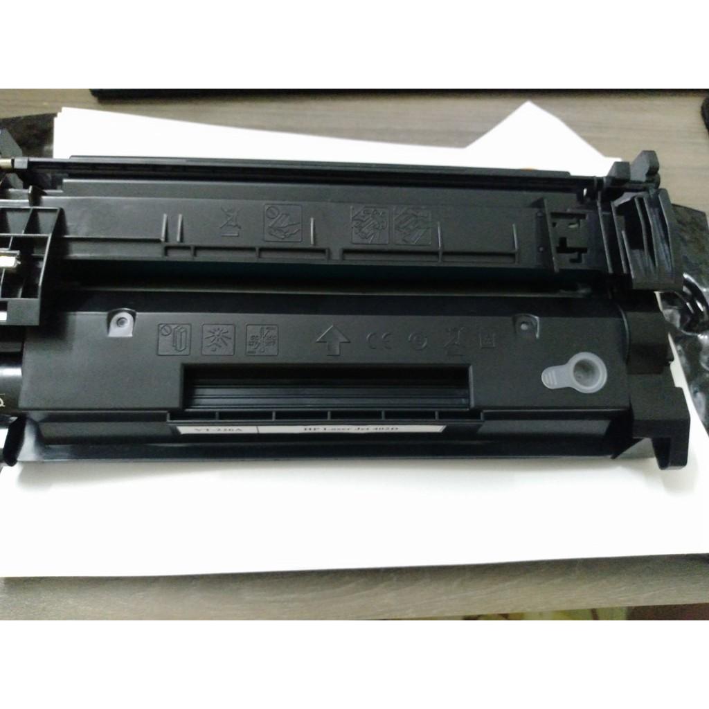 Hộp mực 26A/052 dùng cho máy in HP M402,426, Canon 214dw - Có lỗ đổ mực NEW