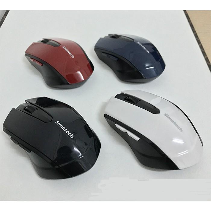 Kết quả hình ảnh cho chuột ko dây simetech s530 chính hãng