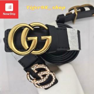 Thắt Lưng Gucci Nữ,Dây Lưng Nữ Gucci dây da mặt khóa kim loại đúc ♥️♥️♥️ dây da
