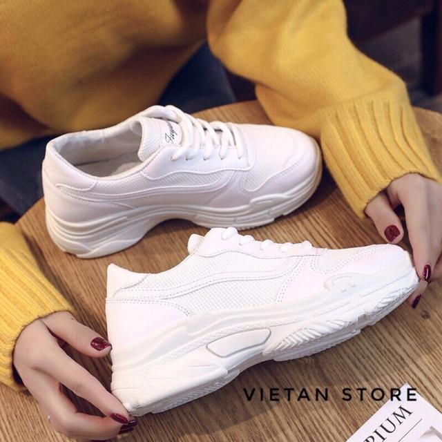 Giày thể thao nữ màu trắng BÁN SỈ SỐ LƯỢNG NHIỀU - 3065864 , 1159656894 , 322_1159656894 , 164000 , Giay-the-thao-nu-mau-trang-BAN-SI-SO-LUONG-NHIEU-322_1159656894 , shopee.vn , Giày thể thao nữ màu trắng BÁN SỈ SỐ LƯỢNG NHIỀU
