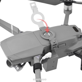Drone Thrower ABS USB Charging Accessories Air Dropping Wedding Proposal For DJI Mavic 2 Pro Zoom