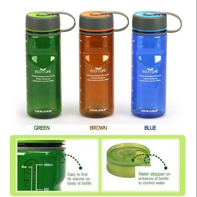 Bình nước nhựa Lock&Lock Tritan 800ml