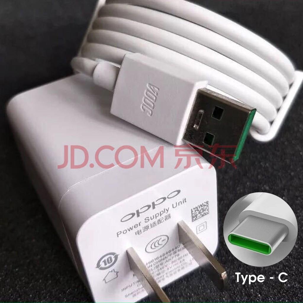 Bộ Sạc Siêu Nhanh OPPO K3 / Find X / R 17 / R11 Plus / Oppo A9 / VOOC Type C 2020 NEW