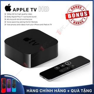 [🅀🅄à 🅃ặ🄽🄶 0đ] Apple TV HD 32GB Hàng Chính Hãng Mới 100% Nguyên Niêm Phong Hộp